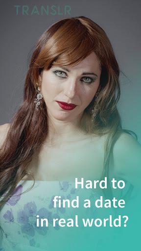 Translr: Transgender Hookup & Crossdresser Dating  Screenshots 1