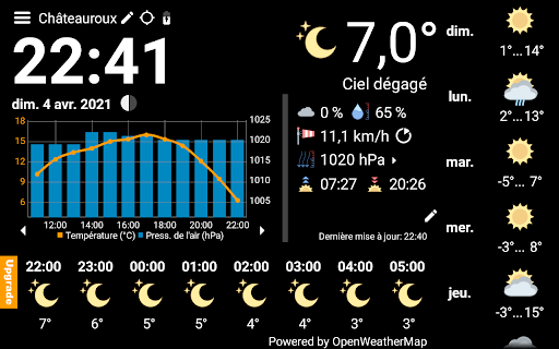 WhatWeather - Weather Station free without ads  screenshots 5