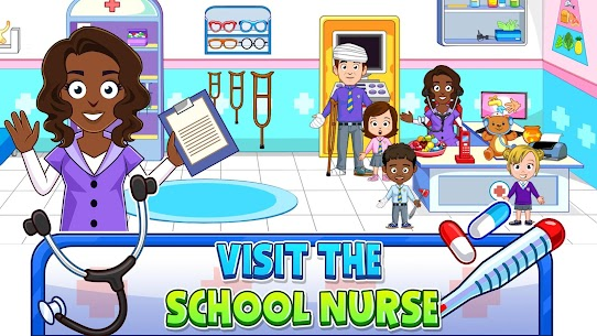 My Town: Preschool Game – Learn & Fun at School Apk Lastest Version 2021** 10