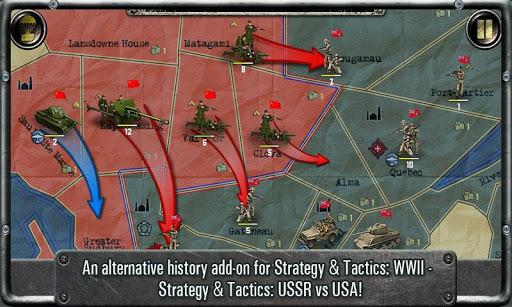 Strategy & Tactics: USSR vs USA 1.0.20 screenshots 1
