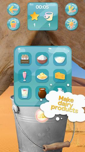 Milking Cow Simulator  screenshots 2