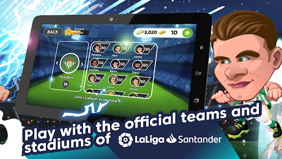 Head Football LaLiga 2021 - Skills Soccer Games Screenshot