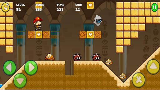 Super Bob's World : Free Run Game  screenshots 8