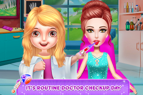 Spa and Makeover Day with Mom – DressUp & Fashion – Mod + APK + Data UPDATED 3