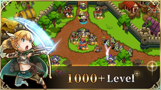 Crazy Defense Heroes: Tower Defense Strategy TD 3.5.0 1