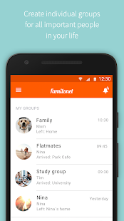 Family Locator – Parental & Kids App Screenshot