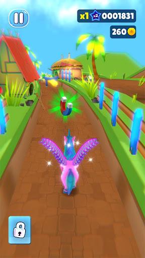 Magical Pony Run - Unicorn Runner 1.6 screenshots 16