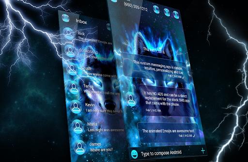 gb wa terbaru versi 2021 sms theme 3.4.0 Screenshots 2