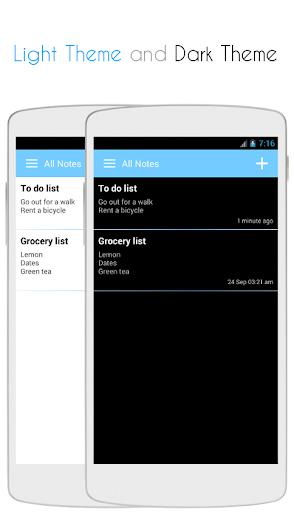 Keep My Notes - Notepad, Memo and Checklist modavailable screenshots 2
