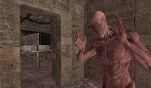 Zombie Evil Kill 6 Mod Apk- Horror Bunker (God Mode) 4