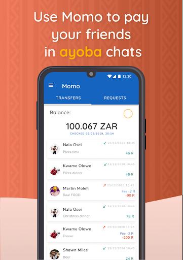Ayoba! Free instant messaging 0.36.1 Screenshots 6