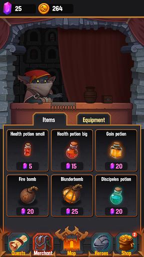 Dungeon: Age of Heroes  screenshots 14