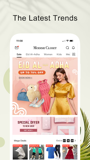 Modish Closet apktram screenshots 2