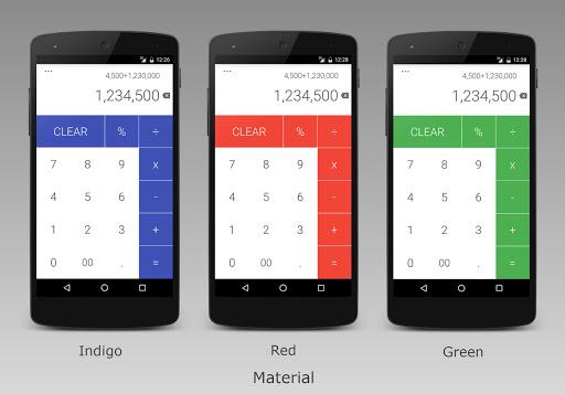 Calculator 1.10.9 Screenshots 3