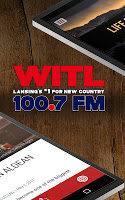 100.7 WITL - Lansing's #1 For New Country