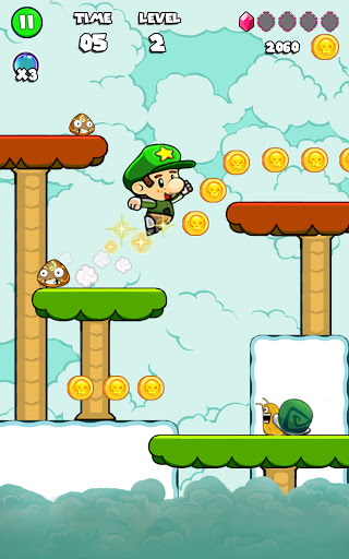 Bob Run: Adventure run game apkpoly screenshots 13