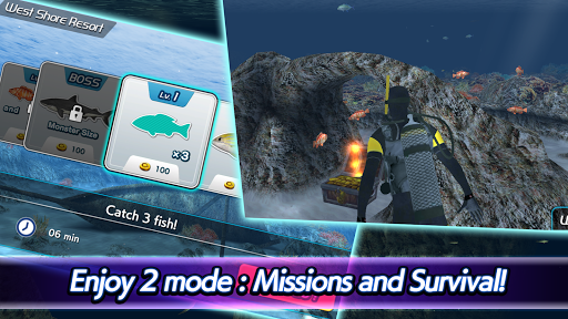 Survival Spearfishing  screenshots 5