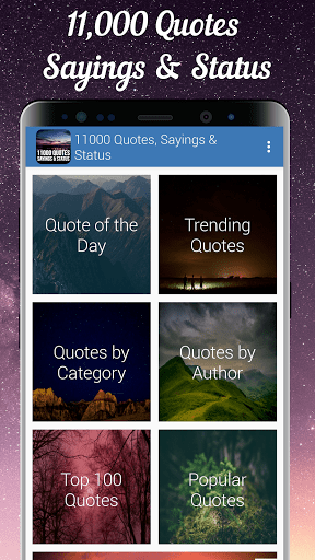 11000 Quotes, Sayings & Status - Images Collection 8.5 screenshots 1