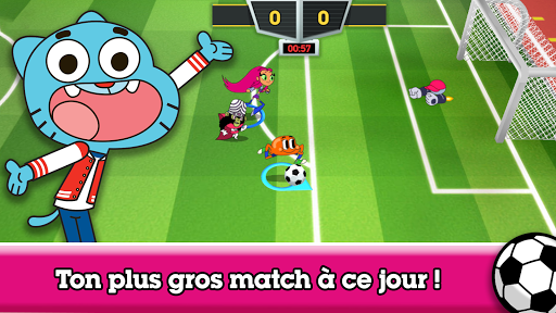 Toon Cup 2020 - Le jeu de foot de Cartoon Network APK MOD (Astuce) screenshots 1