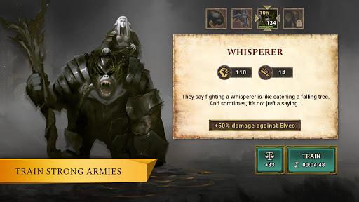 Arkheim u2013 Realms at War: The MMO Strategy War Game  screenshots 2
