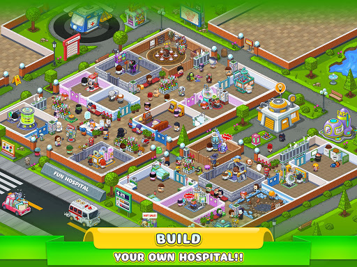 Fun Hospital u2013 Tycoon is Back  screenshots 11