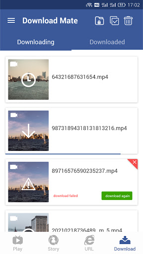 Video Downloader for Facebook, Save & Repost