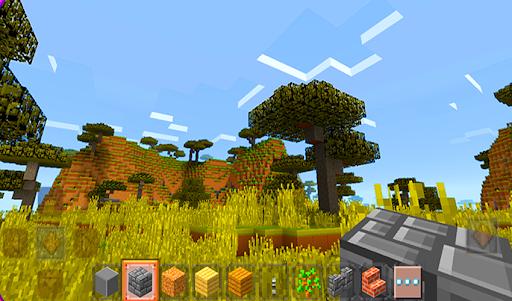 MasterCraft 3D: Crafting and building 1.0 screenshots 4