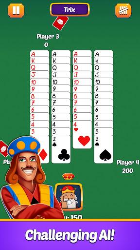 Trix Sheikh El Koba: No 1 Playing Card Game  screenshots 5