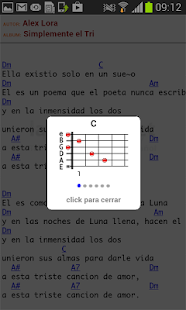 Tabs & Chords in Spanish