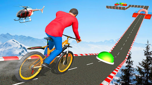 Fearless BMX Rider Games: Impossible Bicycle Stunt apktram screenshots 2