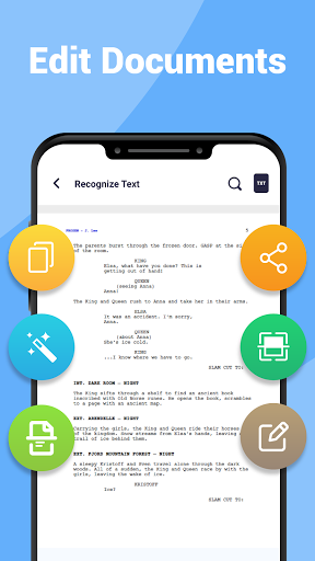 Documents Scanner - Free Scan, Make PDF File