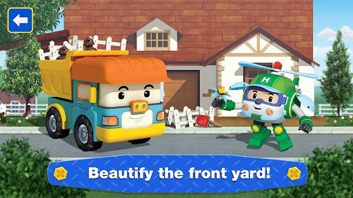 Robocar Poli: Builder! Games for Boys and Girls!  screenshots 6