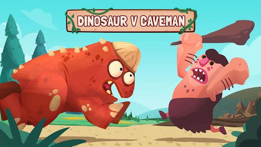 Dino Bash - Dinosaurs v Cavemen Tower Defense Wars 1.3.10 Screenshots 13