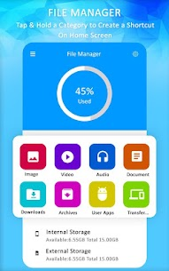 ES File Manager MOD (Premium/Unlocked) 1
