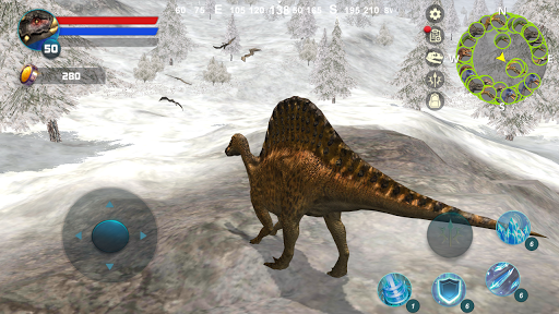 Ouranosaurus Simulator Apkfinish screenshots 6