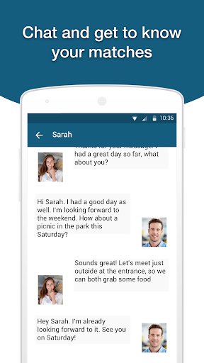 eDarling - For people looking for a relationship 5.1.4 Screenshots 3