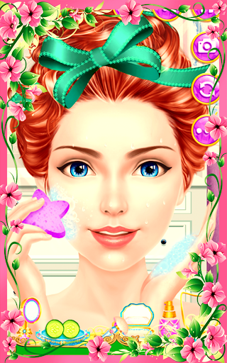 Fairy Makeup Dress Up Salon: Fashion Makeover Game  screenshots 1