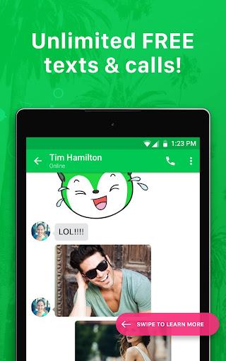 Nextplus Free SMS Text + Calls  Screenshots 8