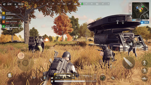 PUBG: NEW STATE modavailable screenshots 12