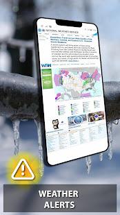 My Weather App 7.5.1 Screenshots 4