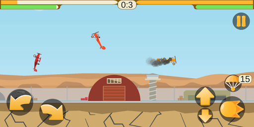 Hit The Plane - Bluetooth Multiplayer modavailable screenshots 3