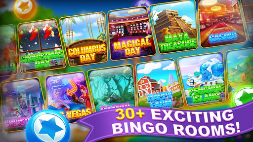 Bingo Hot - Free Bingo Offline Caller Game At Home screenshots 1