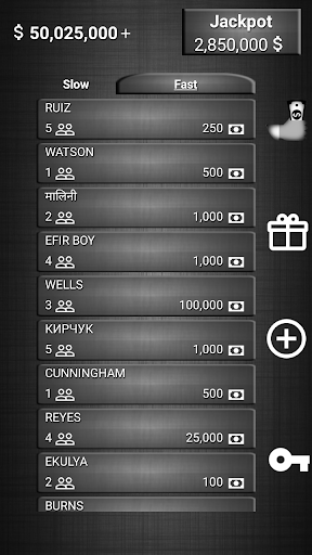 Bingo Live Black Edition Money Game Lotto online $ 1.1.4.2.4 Screenshots 2