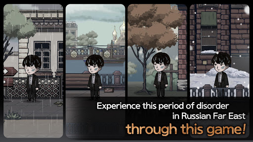 Pechka - Visual Novel, Story Game, Adventure Game 5.0.0 screenshots 2