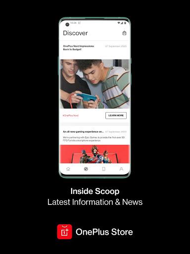 OnePlus Store apktram screenshots 6