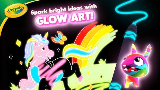Crayola Create & Play: Coloring & Learning Games apkdebit screenshots 3