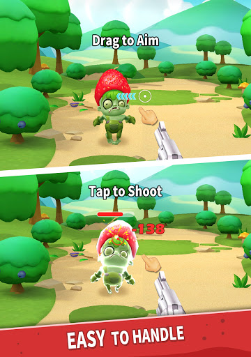 Catch Zombies Alive Apkfinish screenshots 9