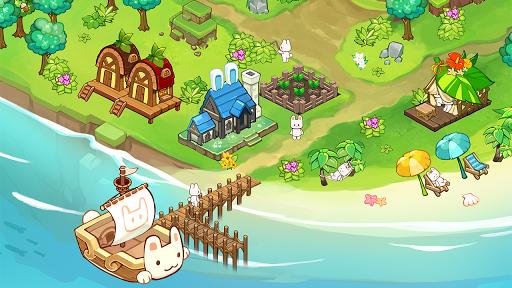 animal camp : healing resort screenshot 2