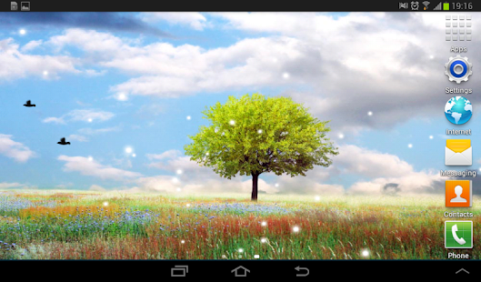 Awesome-Land Pro Live wallpaper Screenshot