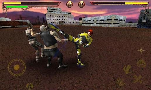 Fighting Tiger - Liberal 2.7.1 screenshots 3
